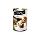Fussie Cat高竇貓 純天然貓罐頭 沙甸魚 Fresh Sardine 400g (灰白) (FU-4S-C) 貓罐頭 貓濕糧 Fussie Cat 高竇貓 寵物用品速遞