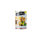Fussie Cat高竇貓 純天然貓罐頭 龍蝦汁海鮮拼盤 Fresh Seafood Platter in Lobster Jelly 400g (FU-4LOC) 貓罐頭 貓濕糧 Fussie Cat 高竇貓 寵物用品速遞