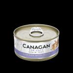 CANAGAN原之選 無穀物貓罐頭 雞肉及鴨肉 Chicken with Duck 75g (淡紫) 貓罐頭 貓濕糧 CANAGAN 原之選 寵物用品速遞