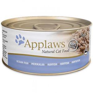 Applaws-天然優質貓罐頭-海魚-Ocean-Fish-156g-淺藍-2005-Applaws-寵物用品速遞