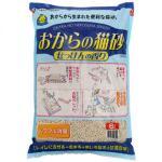豆腐貓砂 日本Hitachi豆腐貓砂 藍色肥皂味 6L 貓砂 豆腐貓砂 寵物用品速遞