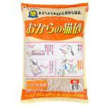 Hitachi-豆腐貓砂-日本Hitachi豆腐貓砂-橙色原味-6L-豆腐貓砂-豆乳貓砂-寵物用品速遞