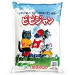 Peparlet-紙貓砂-日本Peparlet-PiPiJan三貓無塵變色紙砂-8L-紙貓砂-寵物用品速遞