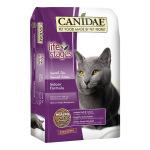 CANIDAE咖比-life-stages-室內貓配方乾貓糧-雞火雞羊肉魚-4lb-紫色-5012-CANIDAE-咖比-寵物用品速遞