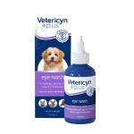 Vetericyn Plus維特 寵物皮膚神仙洗眼水 Eye Care 3oz (貓犬用) (VC1037) 貓犬用清潔美容用品 眼睛護理 寵物用品速遞
