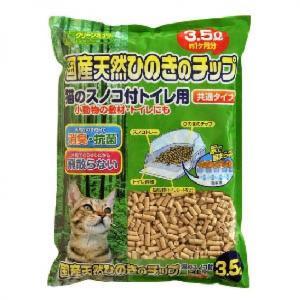 Clean-Mew-木貓砂-日本Clean-Mew滲透式廁所專用木砂-3_5L-木貓砂-寵物用品速遞