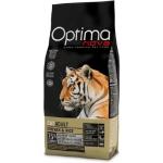 Optima nova 金虎潔齒除臭配方 Chicken & Rice 8kg (OCA-L) 貓糧 Optima 寵物用品速遞