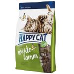 Happy Cat Supreme 成貓羊肉配方貓糧 Adult Weide-Lamm (Farm Lamb) 4kg (70189) 貓糧 Happy Cat 寵物用品速遞