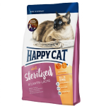 Happy Cat Supreme 成貓絕育配方貓糧 Adult Sterilised 10kg (70342) 貓糧 Happy Cat 寵物用品速遞