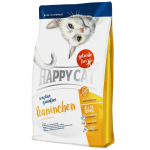 Happy Cat Sensitive 成貓兔肉無穀物配方 Grainfree Kaninchen 4kg (70268) 貓糧 Happy Cat 寵物用品速遞