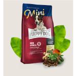 Happy Dog Supreme Mini 小型犬非洲鴕鳥肉無榖物配方 Mini Africa 4kg (60121) 狗糧 Happy Dog 寵物用品速遞