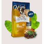Happy Dog Supreme Mini 小型犬意大利鴨肉栗子無榖物配方 Mini Piemonte 4kg 狗糧 Happy Dog 寵物用品速遞