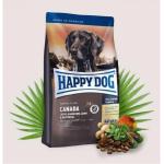 Happy Dog Supreme Sensible 成犬加拿大三文魚兔肉羊肉 無縠物高能量配方 Canada 4kg 狗糧 Happy Dog 寵物用品速遞
