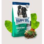 Happy Dog Supreme Fit & Well 中型成犬配方 Medium Adult 4kg 狗糧 Happy Dog 寵物用品速遞