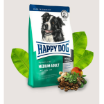 Happy Dog Supreme Fit & Well 中型成犬配方 Medium Adult 12.5kg 狗糧 Happy Dog 寵物用品速遞