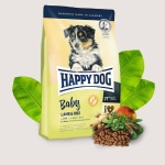 Happy Dog Supreme Young 初生犬羊肉及飯配方 (一至六個月) Baby Lamb & Rice 10kg 狗糧 Happy Dog 寵物用品速遞