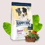 Happy Dog Supreme Young 幼犬無縠物配方 (一至六個月) Junior Grainfree 1kg (TBS) (60404) 狗糧 Happy Dog 寵物用品速遞