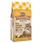 Merrick PB 無穀物天然系列貓糧 成貓雞肉配方 12lb (橙黃) (38310) 貓糧 Merrick 寵物用品速遞
