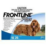 狗狗清潔美容用品-FRONTLINE-Plus-for-Dogs-狗用殺蝨滴-中型犬專用-FPM-皮膚毛髮護理-寵物用品速遞