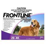 狗狗清潔美容用品-FRONTLINE-Plus-for-Dogs-狗用殺蝨滴-大型犬專用-FPL-皮膚毛髮護理-寵物用品速遞