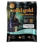 solidgold素力高-無穀御品-三文魚-乾狗糧-High-Protein-With-Cold-Water-Salmon-Krill-Meal-22lb-solidgold-素力高-寵物用品速遞