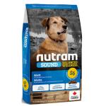 nutram紐頓-成犬配方-For-Adult-dogs-S6-11_4kg-nutram-紐頓-寵物用品速遞