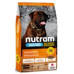 nutram紐頓-大型成犬配方-For-Large-Breed-Adult-S8-11_4kg-nutram-紐頓-寵物用品速遞