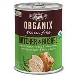 CASTOR-POLLUX-ORGANIX-PRISTINE-CASTOR-POLLUX-ORGANIX-有機無穀物狗罐頭-火雞雞肝及豌豆-12_7oz-CASTOR-POLLUX-ORGANIX-寵物用品速遞