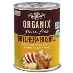 CASTOR-POLLUX-ORGANIX-PRISTINE-CASTOR-POLLUX-ORGANIX-有機無穀物狗罐頭-雞肉馬鈴薯及蘋果-12_7oz-CASTOR-POLLUX-ORGANIX-寵物用品速遞