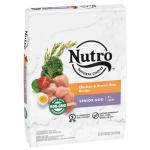 Nutro-高齡犬-雞肉糙米配方-Senior-Chicken-Whole-Brown-Rice-15lb-Nutro-寵物用品速遞