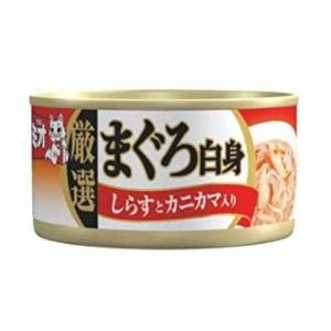 Mio三才-日本Mio三才-貓罐頭肉汁系列-吞拿魚白飯魚及蟹肉-80g-N06655-MI-6-Mio-三才-寵物用品速遞