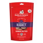 Stella & Chewy's 極度兔惑 凍乾狗糧兔肉配方 Rabbit Patties 5.5oz (SC014) 狗糧 Stella & Chewys 寵物用品速遞