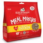 Stella & Chewy's 狗乾糧伴侶 雞肉配方 Chicken Meal Mixers 3.5oz (SC023) 狗糧 Stella & Chewys 寵物用品速遞