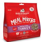Stella & Chewy's 狗乾糧伴侶 火雞配方 Turkey Meal Mixers 8oz (SC027-A) 狗糧 Stella & Chewys 寵物用品速遞