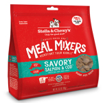 Stella & Chewy's 狗乾糧伴侶 三文魚加鱈魚配方 Salmon & Cod Meal Mixers 18oz (SC031) 狗糧 Stella & Chewys 寵物用品速遞