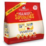 Stella & Chewy's 狗乾糧伴侶+有機生果 放養雞配方 Chicken Mixer Superblends 16oz (SC064) 狗糧 Stella & Chewys 寵物用品速遞