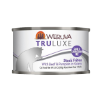 WeRuVa 尊貴系列 主食貓罐頭 澳洲牛肉及南瓜 Steak Frites 85g (001071) 貓罐頭 貓濕糧 WeRuVa 寵物用品速遞