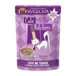 WeRuVa-主食濕糧系列-無骨及去皮雞胸肉鴨肉-85g-紫色-001056-WeRuVa-寵物用品速遞