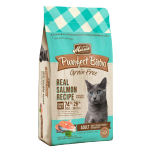 Merrick PB 無穀物天然系列貓糧 成貓三文魚配方 (湖水綠) 4lb (38302) 貓糧 Merrick 寵物用品速遞