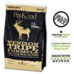 PetKind-無穀物高齡犬-保健低脂配方-Venison-Tripe-25lb-PetKind-寵物用品速遞