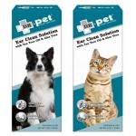 DR.pet 蘆薈茶樹油洗耳液 DP0007A 118ml 貓犬用清潔美容用品 耳朵護理 寵物用品速遞