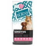 Burns 抗敏鴨肉糙米配方 Sensitive+ Duck & Brown Rice 2kg 狗糧 Burns 寵物用品速遞