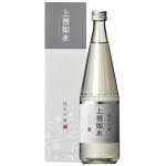 白瀧酒造 上善如水 純米吟釀 720ml (白) 清酒 Sake 上善如水 清酒十四代獺祭專家