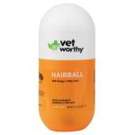 貓咪保健用品-Vet-Worthy-美毛化毛肉粒-雞肝味-Hairball-Soft-Chews-Aid-2_38oz-0032-貓咪去毛球-寵物用品速遞