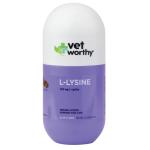 貓咪保健用品-Vet-Worthy-增強免疫力肉粒-雞肝味-L-Lysine-Soft-Chews-0034-營養膏-保充劑-寵物用品速遞