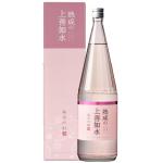白瀧酒造 熟成の上善如水 純米吟釀 1.8L (粉紅) (TBS) 清酒 Sake 上善如水 清酒十四代獺祭專家