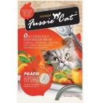 礦物貓砂 Fussie Cat 高竇貓礦物砂 桃味 10L (FCLP2) 貓砂 礦物貓砂 寵物用品速遞