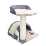 貓爬架 (中型 拱橋 顏色隨機) 貓咪玩具 貓抓板 貓爬架 寵物用品速遞