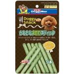 日本DoggyMan 天然葉綠素牛骨潔齒棒 9條裝 (犬用) 狗小食 DoggyMan 寵物用品速遞