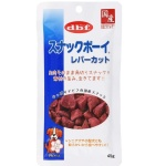 日本d.b.f 雞肉雞肝角切粒粒 45g (犬用) (藍白) 狗小食 d.b.f 寵物用品速遞